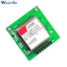 SIM808 GSM/GPRS/GPS bezprzewodowy moduł tablicy Quad Band rozwój pokładzie Breakout wsparcie Bluetooth zamiast SIM908