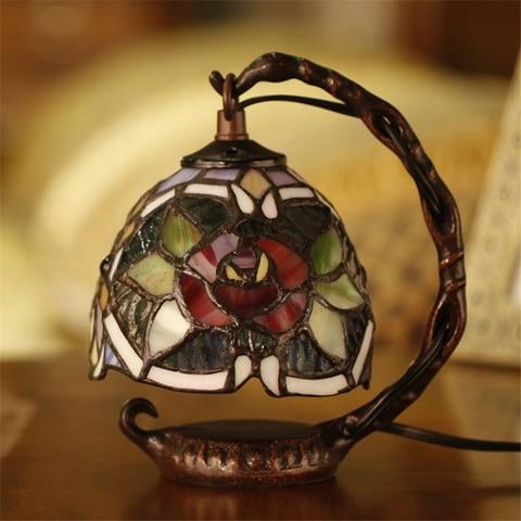 estilo europeu antigo criativo vitrais de metal