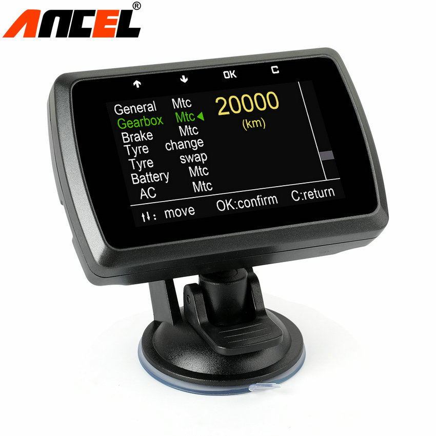 OBD2 Fault code Water temperature gauge voltage speed meter display Car OBD Smart Digital meter& Alarm Multi-function Ancel A501 digital indoor air quality carbon dioxide meter temperature rh humidity twa stel display 99 points made in taiwan co2 monitor