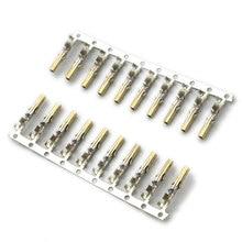 دبابيس تجعيد عادية/نصف مطلية بالذهب أنجيتو 5557 ATX/EPS PCI E