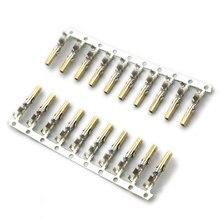 Angitu Femminile 5557 ATX/EPS PCI E Normale/Mezza Placcato Oro Crimp Spilli