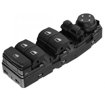 Tasto di interruttore Anteriore Sinistra Electric Power Maestro Finestra Interruttore per 5 Serie 6 X3 F25 auto interruttore del relè auto Finestra interruttore