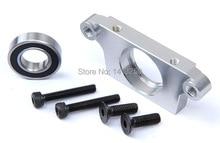 CNC metal brake mount(Optional silver and orange) for baja parts, free shipping