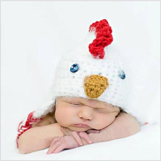 Anak-anak topi untuk bayi laki-laki dan perempuan rajutan topi musim dingin  untuk 8755e0cc56