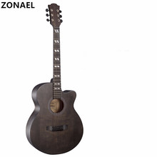 ZOANEL Hot Guitars 40 Inch High Quality Acoustic Guitar Rosewood Fingerboard Guitarra Musical Stringed Instruments Folk Guitar
