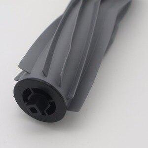 Image 5 - الأصلي 2 قطعة (الأسطوانة الشعر) فرشاة الرئيسية الخشن ل chuwi ilife a6 A7 a8 x620 X623 فراغ منظف آلي أجزاء لا تصفية hepa