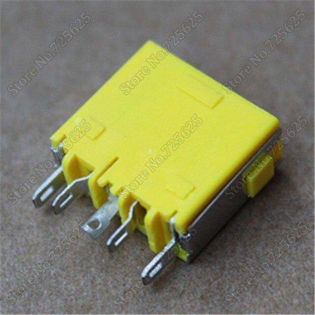 5 sztuk nowy AC DC gniazdo zasilania wtyczka Port ładowania złącze wtykowe dla Lenovo G400 G490 G500 G590 Z501 Z510