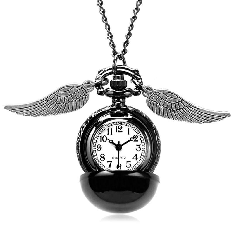 Bezpłatna wysyłka Drop Shipping Elegancki zegarek kieszonkowy z - Zegarki kieszonkowe - Zdjęcie 2