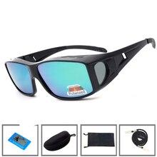 Newboler, подходят для рыбалки, очки с поляризованным покрытием, линзы, клип на солнцезащитные очки, спортивные очки для мужчин и женщин, для вождения, кемпинга