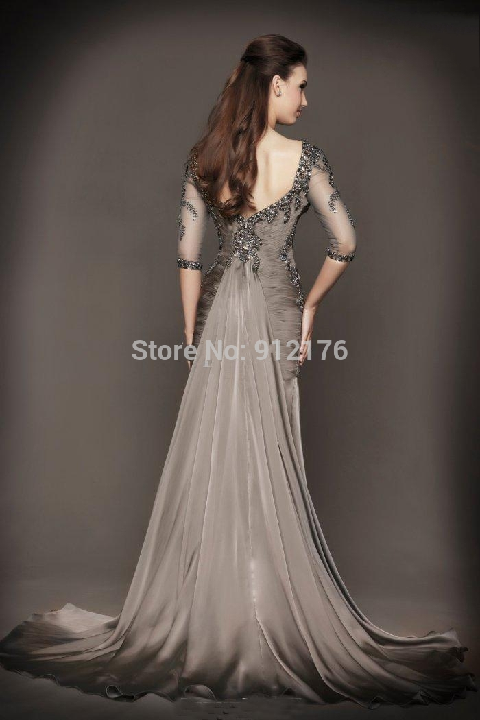 ceff787fce0 Designer Long Evening Dresses Petite Dress Vintage Wedding Guests ...