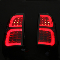 JY ABS Led Spoiler Rear Stop Lamp Taillights Car Styling decoration Accessories For Toyota HILUX VIGO 2015 2016