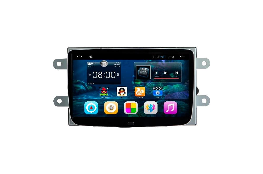 Quad core 1.6GHZ 16GB 1024*600 for Renault duster Logan Dacia Sandero Android 4.4 Car DVD Radio GPS Navigation OBD RDS 3G Wifi адаптер рулевого управления connects2 ctsdc001 для renault duster sandero 2010