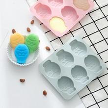 Милая Рыба DIY силиконовая форма для мыла для изготовления мыла 3D форма для мыла ручной работы ремесло Ванная Кухня форма для мыла или выпечки