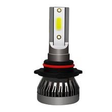 1 шт. H4 9006 9005 H1 H7 H11 автомобильная светодиодная лампа для фары комплект COB лампы белого цвета высокого Мощность 6000 К 90 Вт 12000LM стайлинга автомобилей