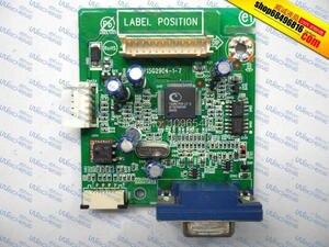 Free Shipping> E1709W logic board 715G2904 1 7 driver board / motherboard / AD board Original 100% Tested Worki board board motherboard motherboardmotherboard board -