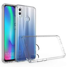 Shockproof Soft TPU Transparent Phone Case For Huawei Enjoy 9S P Smart 2019 9 Plus Y9 Enjoy9 Y7 Pro Anti Skid