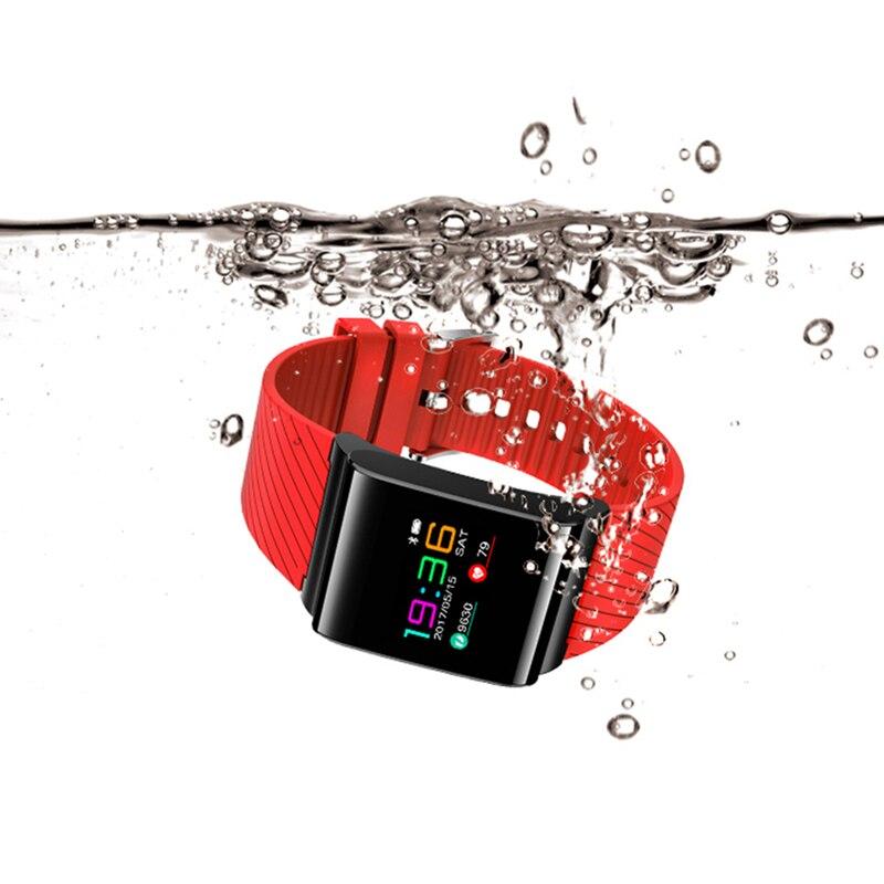 Humor Sport Fitness Band Schwimmen Smart Armband Jrgk X9 Pro Smart-armband Heart Rate Monitor Schrittzähler Fitness Blut Druck Band Tragbare Geräte