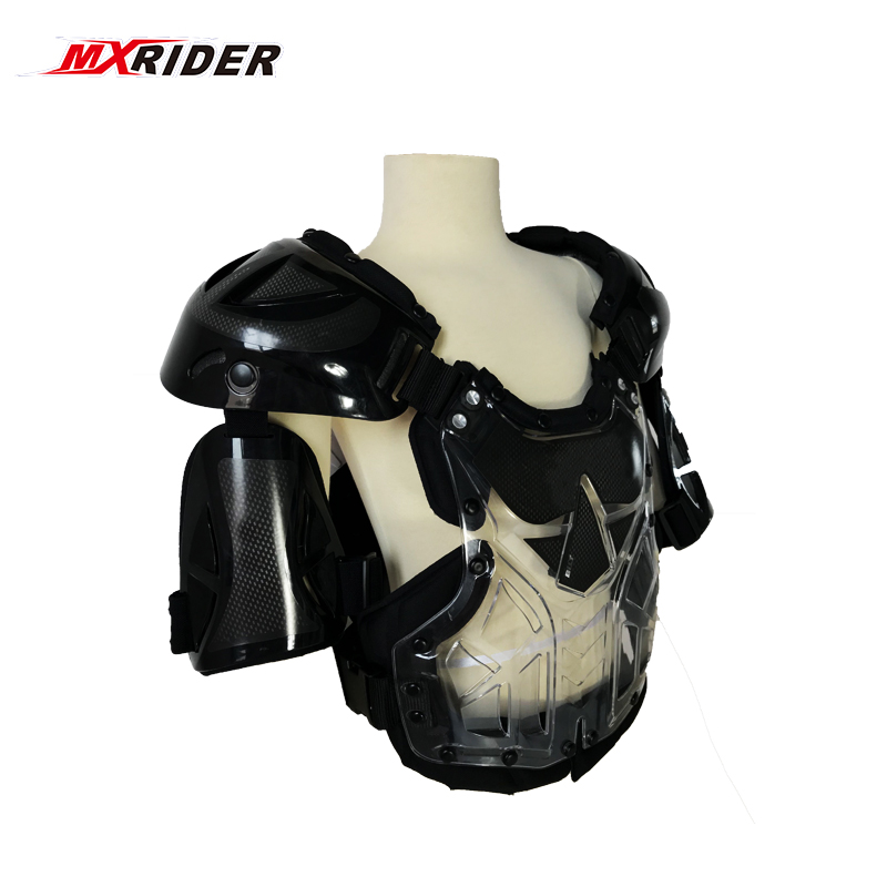 MXRIDER Motorcycle jacket Motocross Chest&Back Protector Armour Vest Racing Protective Body-Guard Accessories For children scoyco motorcycle motocross chest back protector armour vest racing protective body guard mx jacket armor atv guards race moto