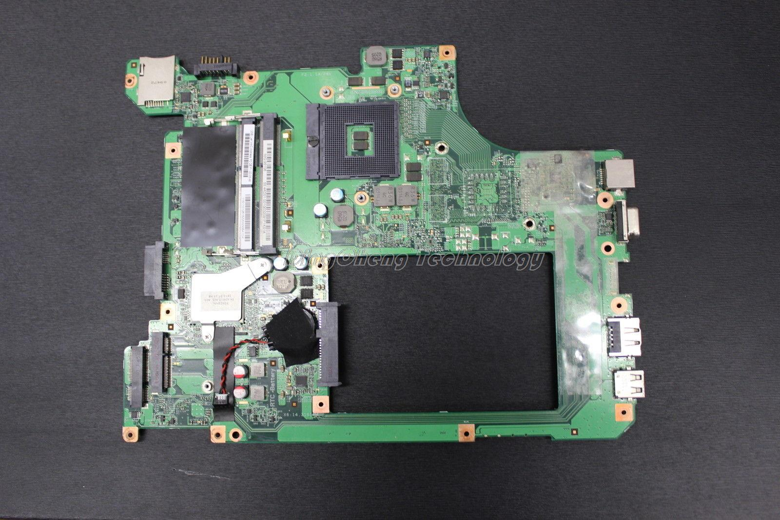 SHELI laptop Motherboard/mainboard for Lenovo b560 for intel cpu with integrated graphics card HM55 100% tested Fully