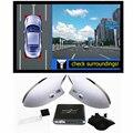 360 bird View Автомобилей DVR Запись с парковка Monitor System, Surround Камера заднего вида для KIA Sportage Ford Escape Honda ACCORD