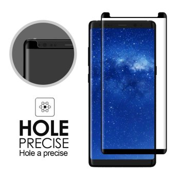 For Tempered Glass Samsung Galaxy Note 9 S9 Plus Case Friendly For Samsung Galaxy Note8 S8 Screen Protector Glass 3D Full Cover image