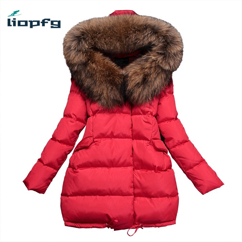 2017 new winter jacket women thickening warm  hooded women  the section of the big collar 95% High quality cotton red coat wm432 big yards for women s shoes in the fall and winter of 2016 high thickening bottom anti slip with warm confined new fashion shoes