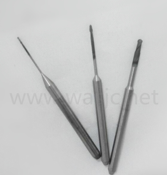 Roland CAD/CAM Burs Length=50mm Shank 4 Mm Dental Milling Cutters Zirconia/pmma/wax Block End Mills