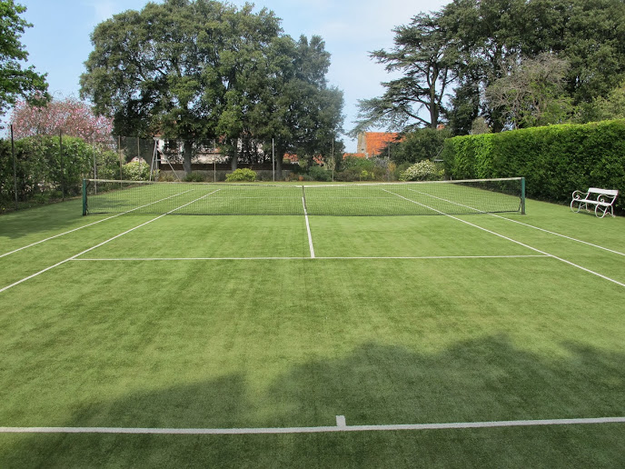 ᓂpaddle Tennis Court Synthetic Grass Turf A106