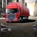 Universal estupendo loudnew acerca 64 cm 120DB 1.5A 12 V/24 V Bocina de Aire eléctrica Individual sin electrónico solenoide válvula para camiones barco bus