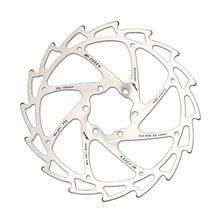 ESSEN 160mm/180mm/203mm 6 Holes Bicycle Disc MTB Road Brake Floating Rotors Hydreaulic Pad Float Parts