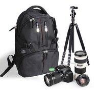 Fast Shipping Waterproof Camera Bag Camera Case Adjustable Camera Bag Backpack For Traveling Explosion Proof