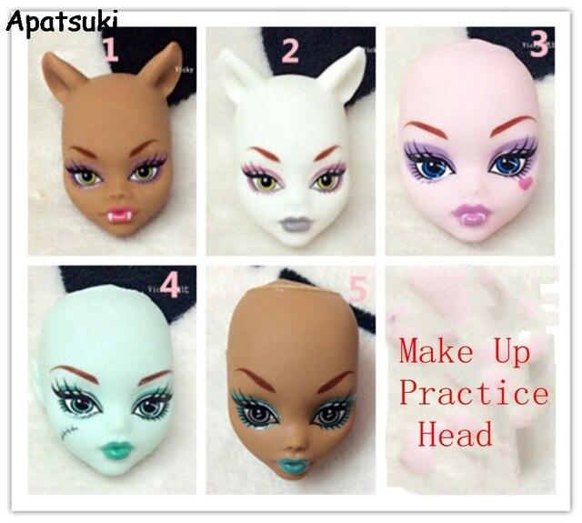 make up store lösögonfransar doll