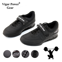 Vigor Powe Gear High Quality Weight Lifting Shoes For Suqte
