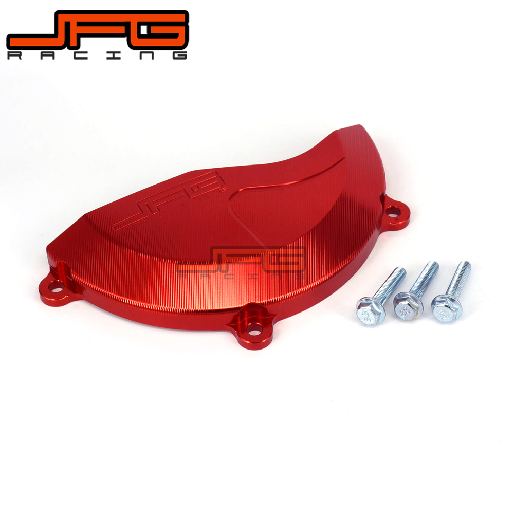 Motorcycle Right Side Engine Case Cover Protector Guard For HONDA CRF450R CRF 450 R 2009-2016 09 10 11 12 13 14 15 16