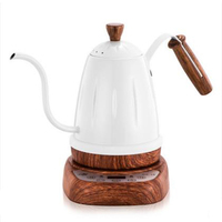 Electric Stainless Steel gooseneck coffee drip kettle
