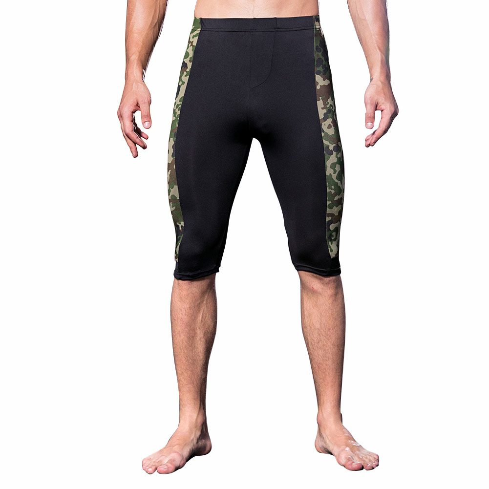 Men's Sports Pants GYM Shorts Swimming Surfing Tights