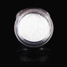 Poudre à paupières blanche scintillante, 12 couleurs en option, Monochrome, maquillage des yeux pour femmes, beauté, scintillante, Ma CHTB3, 2019