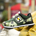 N baratos nova equilibrar marca crianças Meninos da criança esporte Sapatos Tênis Meninas Superman Spiderman Batman 2017 zapato de la muchacha