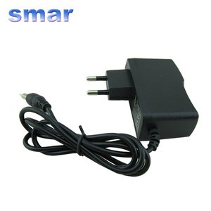Image 1 - 10pcs per lot AC 100 240V DC 12V 1A European plug Power adapter charger Power Adapter for CCTV Camera