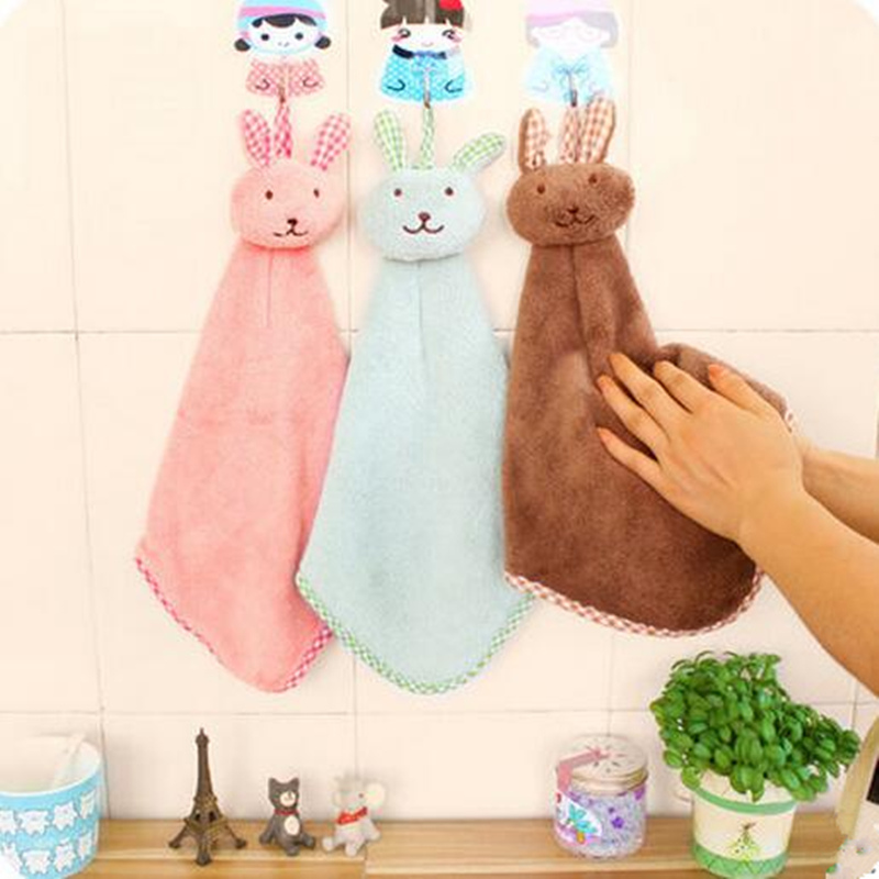 6 Tips To Using Coral In The Kitchen: High Quality Cute Absorbency Animal Coral Fleece Kitchen