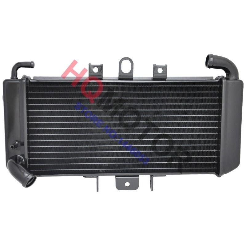 Replacement Aluminium Motorcycle Radiator Cooling For YAMAHA FZ6 FZ600 FZS600 Fazer 600 1998 99 00 01 2003