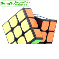 ShengShou FangYuan 3x3x3 кубик руб SengSo 3x3 оптом набор много 14PCS профессиональный Скорость куб головоломки антистресс Непоседа игрушки для мальчиков