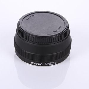 Image 5 - FOTGA Adapter Ring for Olympus OM Lens to Panasonic Micro Four Thirds M4/3 G5 GF6 GX7 E P1 E P2 GF1 G1 GH1 EM10 EM5