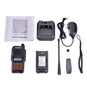 Image 5 - Originele Baofeng UV 9R IP67 8W Lange Afstand Walkie Talkie 10Km Amateur Radio Dual Band UV9R Draagbare Cb Radio communicator Uv 9R