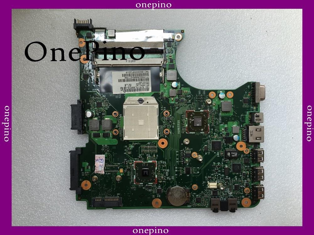 538391-001 placa madre del ordenador portátil para HP compaq 515 615 CQ515 CQ615 mainboard 100% completo probado OK