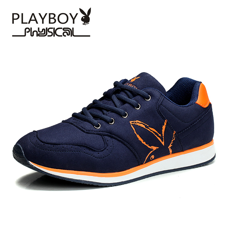 Zapatillas Couleur Sport Mode Up Bleu Marine Casual Profonde Deportivas Cuir Bleu Dentelle Hommes Pour En Playboy ardoisé Chaussures Top High bleu tZqwdw6