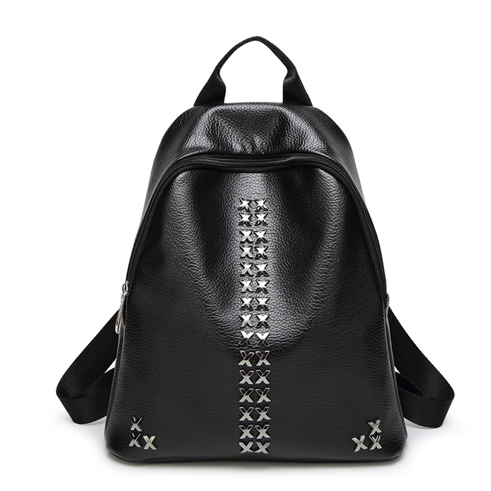 Leather Backpack Purses for Women Promotion-Shop for Promotional ...