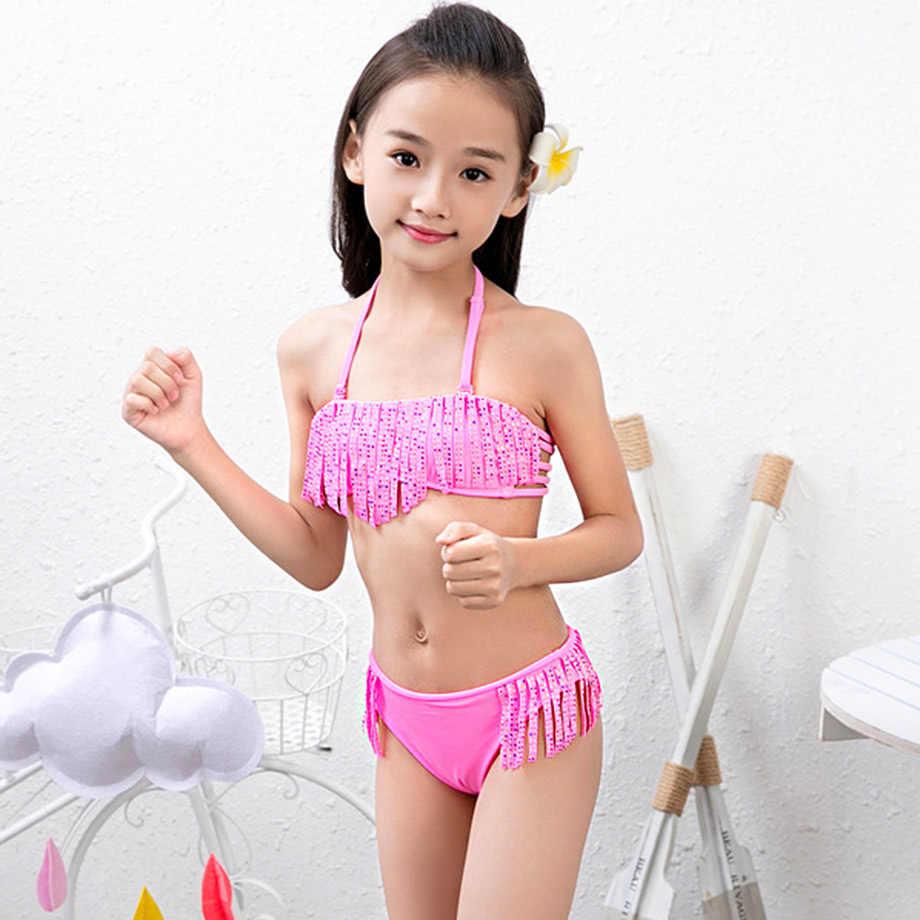 Top 2019 De Set Niños Traje Borla Niña SraShang 7 Nadar 16 Niño Halter Niñas Bikini Rhinestone Baño La Años Bebé 3j5L4ARq