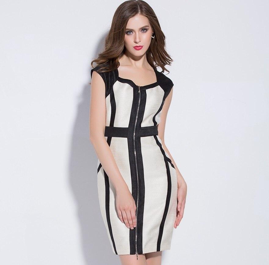 Europe station 2016 summer dress female European and American women s Fashion irregular dress 16161