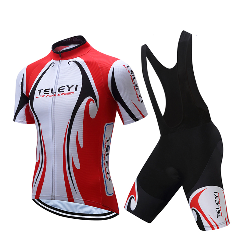Man's bicycle jersey set full summer cycling 2020 bike clothing shorts triathlon clothes maillot uniforme suspenders suit outfit|Cycling Sets| |  - title=